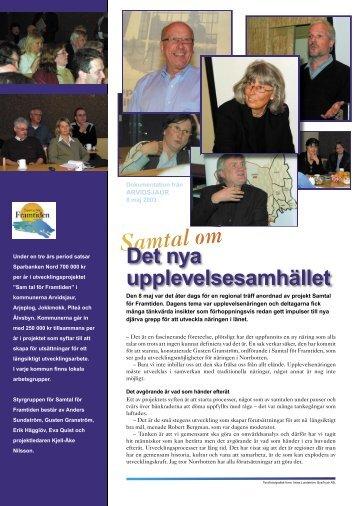 Dokumentation Arvidsjaur.indd - Swedbank