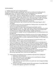 Arbejdsmiljødag 1. Opfølgning på leder og trivselsundersøgelsen ...