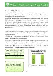 Tilfredshedsundersøgelse rygestop 2012.pdf - Syddjurs Kommune