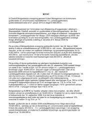 NOTAT til Ebeltoft Boligselskabs ansøgning gennem Kuben ...