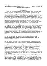 Høringssvar ang sag nr. 12/11975 Halling d 1.8.2012 Biogas i ...