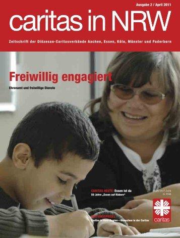 Freiwillig engagiert - Caritas NRW