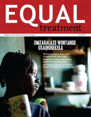 IsiXhosa - Treatment Action Campaign