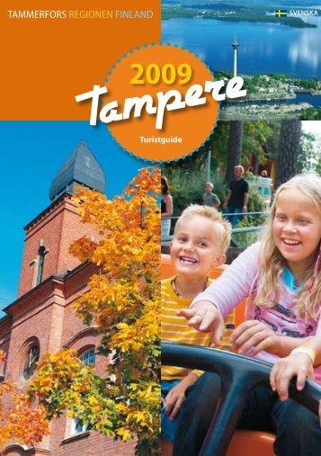 TAMMERFORS REGIONEN FINLAND - Tampere