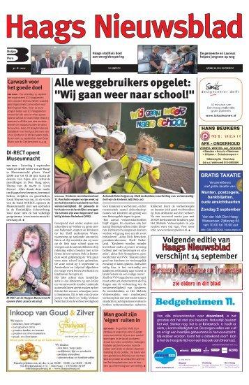 Haags Nieuwsblad 2012-08-31.pdf 9MB - Archief kranten - Buijze Pers