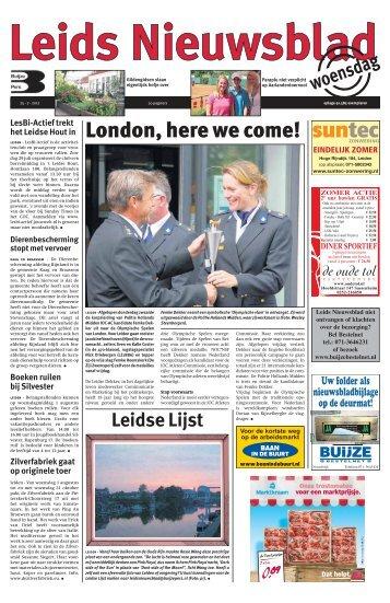 Leids Nieuwsblad 2012-07-25.pdf 12MB - Archief kranten - Buijze ...