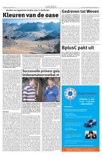 Leids nieuwsblad 2012-06-15.pdf 12MB - Archief kranten - Buijze Pers