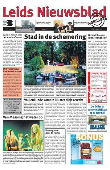 Leids Nieuwsblad 2012-06-20.pdf 11MB - Archief kranten - Buijze ...