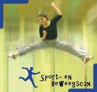 Sport- en Beweegscan - NISB