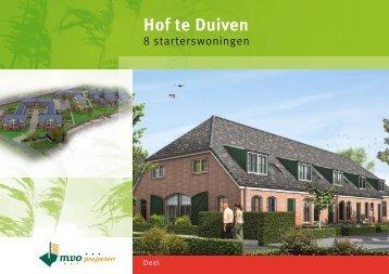 Hof te Duiven - Ten Brinke Wohnungsbau