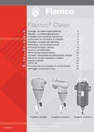 Flamco® Clean