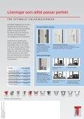 Teckentrups ljudisolerade dörrar - Page 2