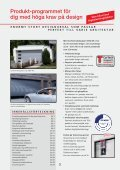 Takskjutportar GSW 40-L - Teckentrup - Page 3