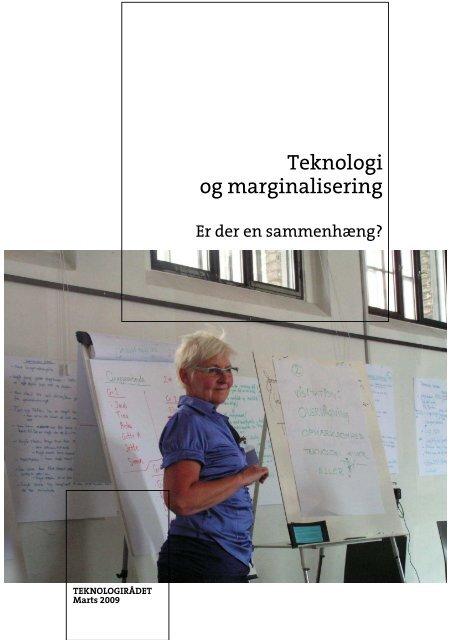 Teknologi og marginalisering - Teknologirådet