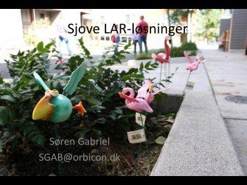 Sjove LAR-anlæg i Danmark
