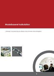 Miniguide til modelbaseret kalkulation (4.7 MB) - Teknologisk Institut