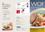 6måder at undgå WOF i svinekød: