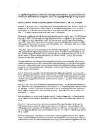 Skärgårdsdelegationens ordförande, riksdagsledamot Mikaela ...