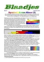 Symboliek van Kleur (1)