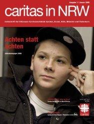 Achten statt ächten - Caritas NRW