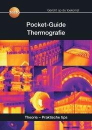 Pocket-Guide Thermografie - TestoSites