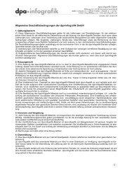 Download der AGB als PDF - dpa