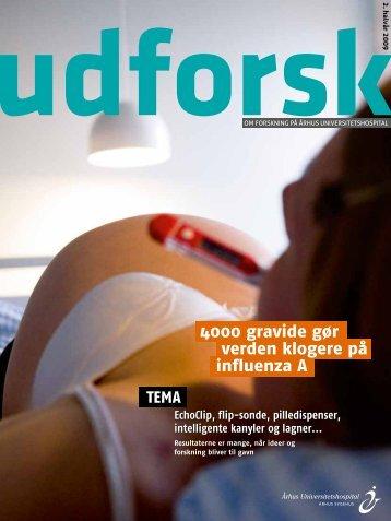 4000 gravide gør verden klogere på influenza A - Aarhus ...