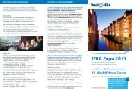 IFRA Expo 2010 - dpa