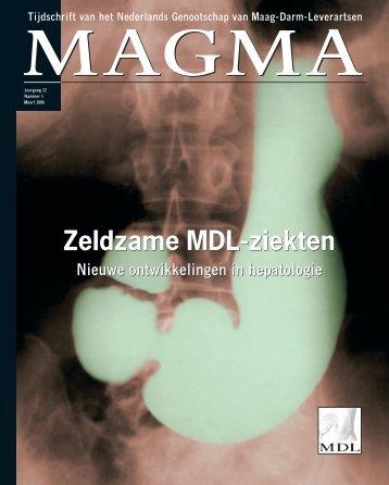 magma 1 - Genootschap van Maag-Darm-Leverartsen