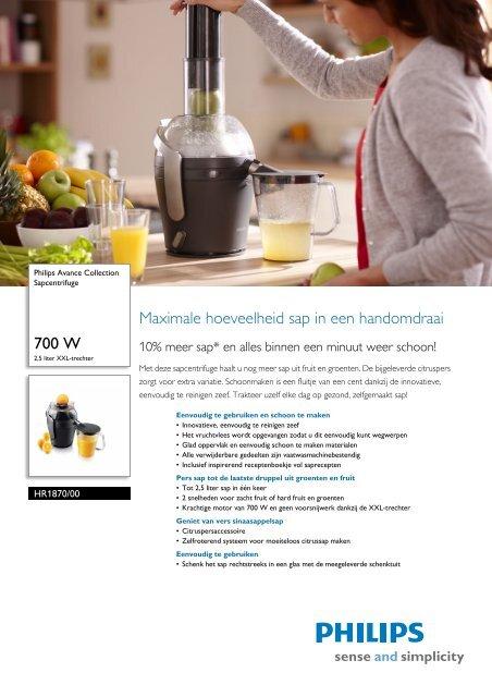 Download Brochure Nederlands (PDF, 2025 KB) - Blokker