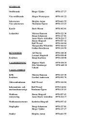 SPF program hösten 2012 - Sveriges Pensionärsförbund