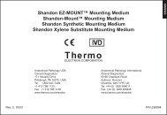 Shandon EZ-MOUNT™ Mounting Medium Shandon-Mount ...