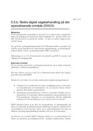 5.5.b. Bedre digital sagsbehandling på det specialiserede område ...