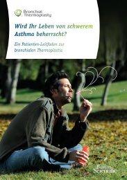 Thermoplastie - Thoraxklinik Heidelberg