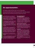 De Duiten en de Stuiver: 47 appartementen - Antares - Page 5