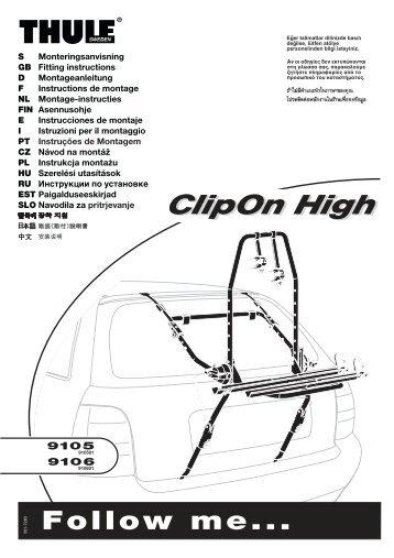 ClipOn High