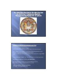 Skript - tibetische medizin