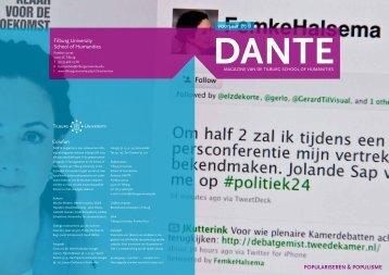 dante-nr6 - Tilburg University
