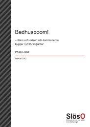 Badhusboom! - Timbro