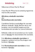 Tobii Sono Flex manual för iPhone - Page 4