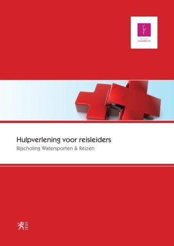 Watersporten en -reizen (basis) - Toerisme Vlaanderen