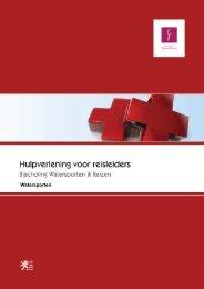 Watersporten en -reizen (gevorderden) - Toerisme Vlaanderen