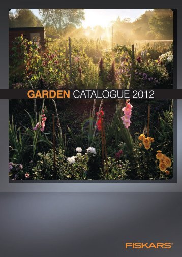 Fiskars Catalogue 2012 - Tooled-Up.com