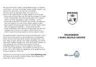 Velkommen i Kong Skjold gruppe - Det Danske Spejderkorps