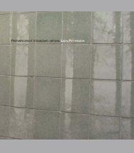 prefabricerade stödmurar i betong linda pettersson - Epsilon - SLU