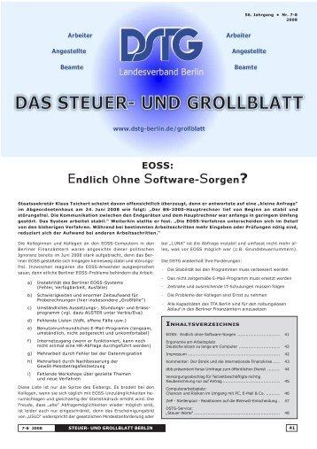 EOSS - Dstg-Berlin