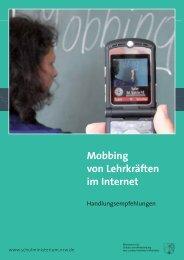 Mobbing von Lehrkräften im Internet - Dphv Deutscher ...
