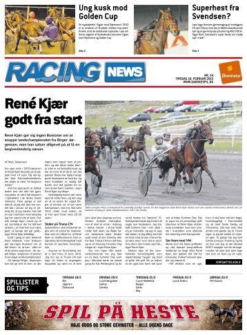 Racing News nr 14