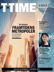 FRAMTIDENS METROPOLER - Trelleborg