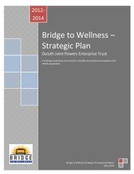 Wellness Committee Strategic Plan
